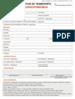 ADM-L4-SAM(CL)-11-01 Solicitud de Transporte y Correspondencia Rev.01 (1)