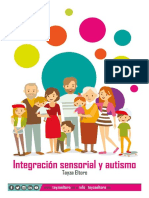 Guía de integración sensorial