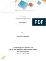 Elizabeth HC_Paso 2 - Trabajo Colaborativo 1- Diseñar y Estructurar Procesos