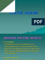 Kerangka dasar Politik Hukum.ppt