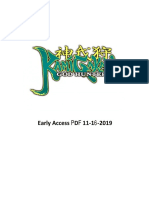 Kamigakari - God Hunters Early Access 11-16-2019