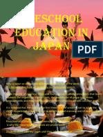 Preschool Education in Japan
