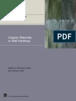Organic Materials in Wall Paintings.pdf