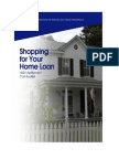 HUD Shopping for Your Home Loan Settlement Cost Booklet