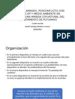 CONFLICTO ARMADO, POSCONFLICTO CON LAS FARC-EP Y.pptx