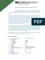 ESTRUCTURA de Plan de GRD y Plan de Contingencia de La IIEE 2018