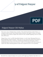 Success story of Falguni Nayyar