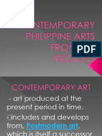 PHILIPPINE CONTEMPORARY ARTS