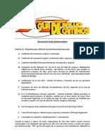 Caja Nacional de Caminos Requisitos Para Afiliacion Beneficiarios