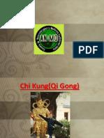 Presentación Chi Kung