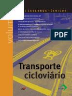 ANTP 2007 Transporte Cicloviário