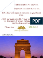Plan Your Vacation With Alluring India Tour