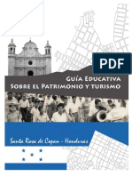 Guia Educativa Santa Rosa de Copan