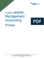 G10487 EC Intermediate Management Accounting Primer