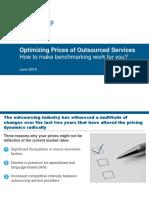 Everest Group Price Benchmarking Primer
