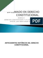 TEMA 1 ANTECEDENTES HISTORICOS DEL DERECHO CONSTITUCIONAL EN EL  MUNDO 2.pptx