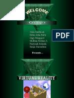 Virtual Reality ppt