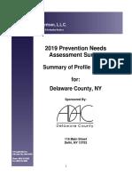 Survey Summary 2019 - Delaware Co NY Assessment.docx