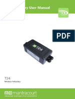 T24 Telemetry User Manual