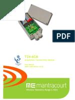 T24 ACM Manual