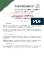 Ministerio de Sanacion y Liberacion MD