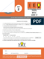 Ieo Level2 Solution Class 3 Set 2