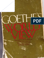 28687410 Goethe s Worldview Presented in His Reflections and Maxims