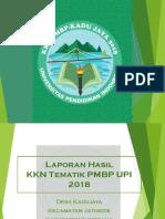 PPT Laporan KKN PMB Kadujaya.pptx