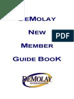 DeMolay New Member Guide Book