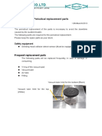 Periodical Replacement Parts Rev1