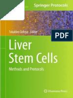 MiMB 826 - Liver Stem Cells