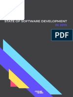State of Software Development