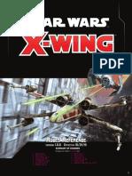 X-wing sääntö referenssi