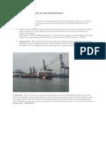 Estimate Port Disbursement 01