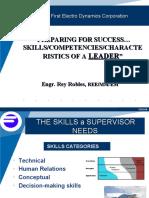 2010 Leadman Seminar (Frontline Leaders)
