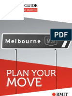 Melbourne. Plan your move. An arrival guide for International students.