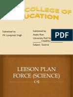 Science (2) Asha