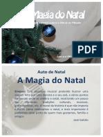 A Magia Do Natal - Teatro Musical - Guião e Partituras