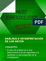 12. Análisis e interpretación de los datos(1)