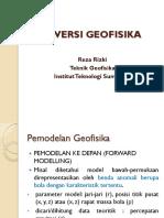 2_Inversi Geofisika