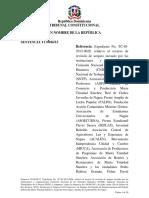 Sentencia Tc 0016 13 c Presupuesto Participativo