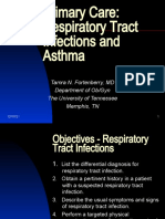 Primary Care Airway Obstruction