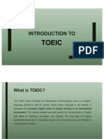 Slide CPS103 Session 3 Introduction to TOEIC