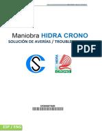 Dc85067a00 Manual Solucion de Averias Hidra Crono Spa - Eng
