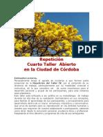 1 Afiche Solicitud Informacion Repeticion Taller IV