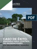 1471536453 Caso de Exito Control de Inundaciones Geomatrix