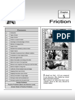 Friction Allen Notes