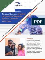 Payroll Management Case Study | Mynd Solution Pvt. Ltd.