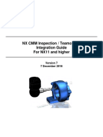 NX CMM Inspection Teamcenter Integration Guide NX11 and Higher