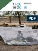 Panorama Humanitario Mundial 2020 (ONU)